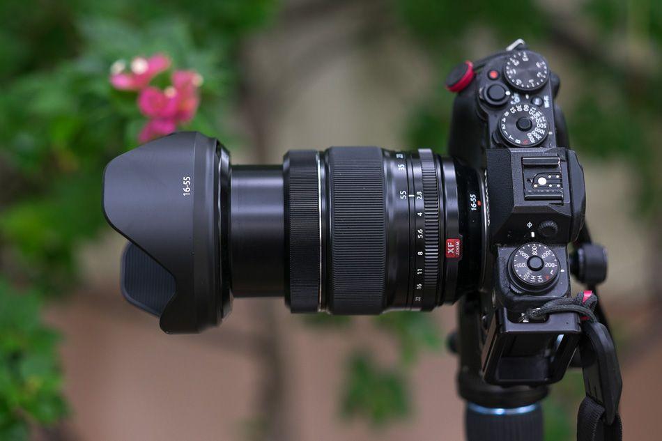 Fujinon 16 55 12 22 14 08 15 40 3 Classic Camera Lens Hood Mirrorless Camera