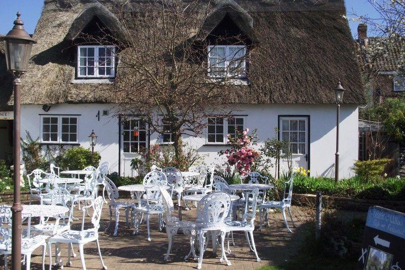 olde english tea gardens