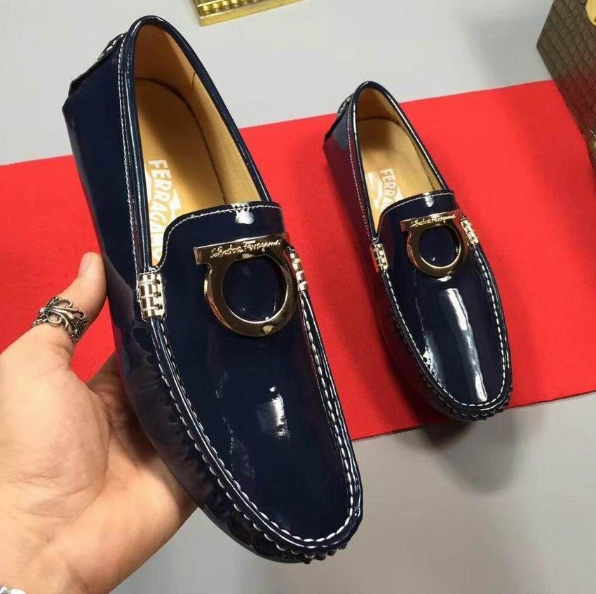 Ferragamo Driver Moccasin Shoes | Lv