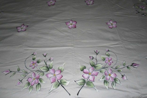 Bed Sheet Designs For Fabric Paint 9fhak0aq Painting Bed Sheet
