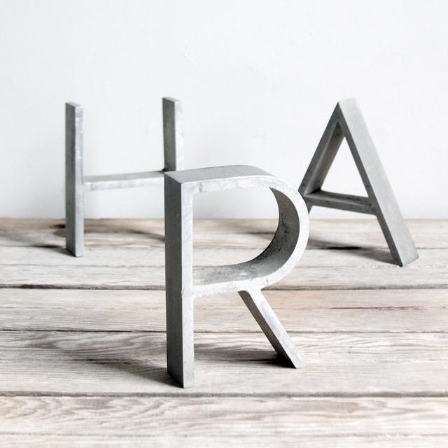 Make Concrete Typeface
