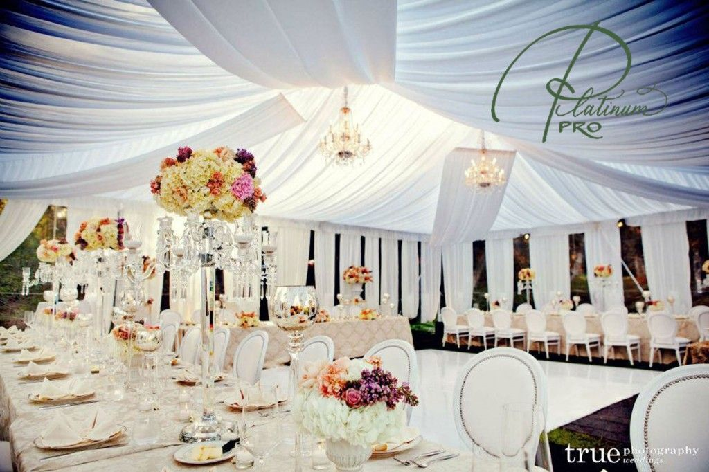 Beautiful Outdoor Tent Wedding Events In Tents Pinterest Tent