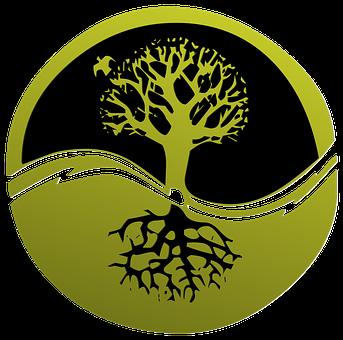 Root Tree Logo Clip Art Tree Logos Roots Logo Clip Art
