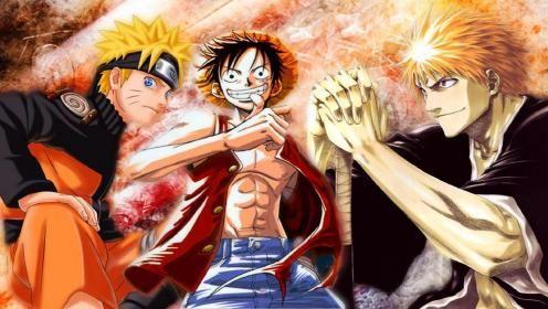 Naruto Luffy Ichigo Wallpaper With Images Anime Awesome Anime