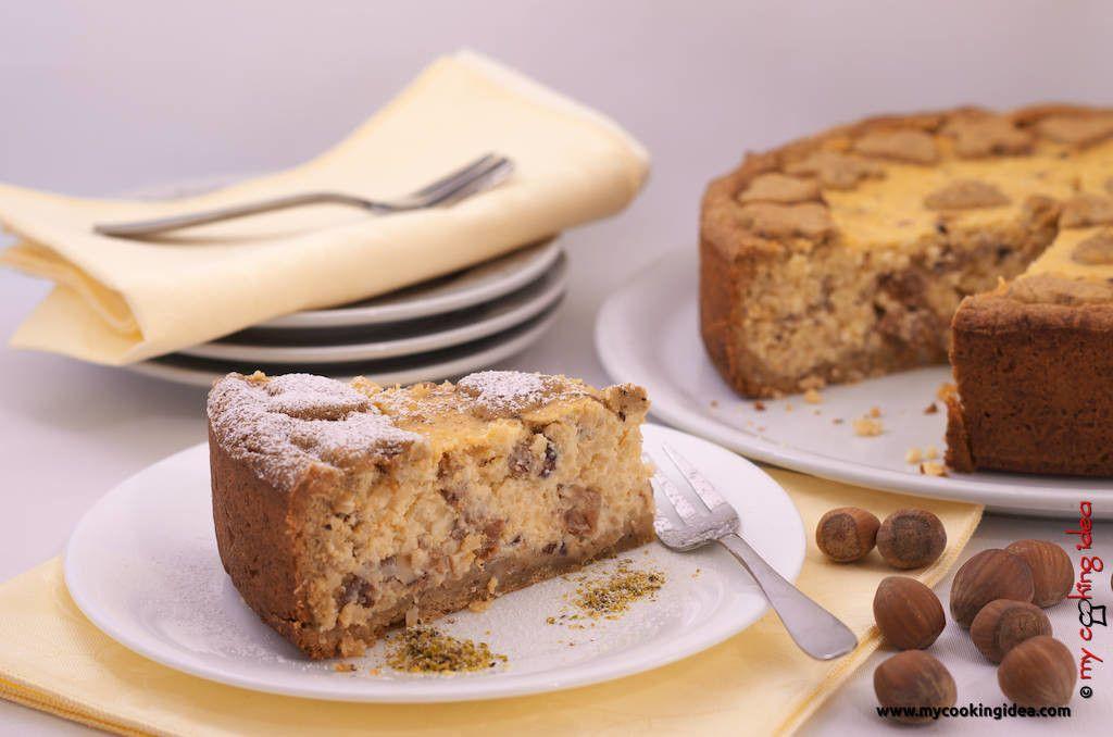 #Crostata di #ricotta e #bulgur simil #pastiera - my cooking idea http://www.mycookingidea.com/2011/05/crostata-di-ricotta.html