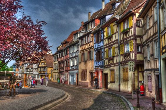 These are the 10 SMALLEST CITIES in Europe:Colmar France