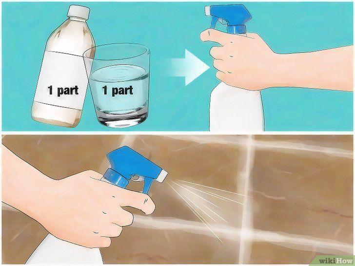 4 Manieres De Nettoyer Les Joints Du Carrelage En 2020 Liquide Vaisselle Nettoyant Comment Nettoyer