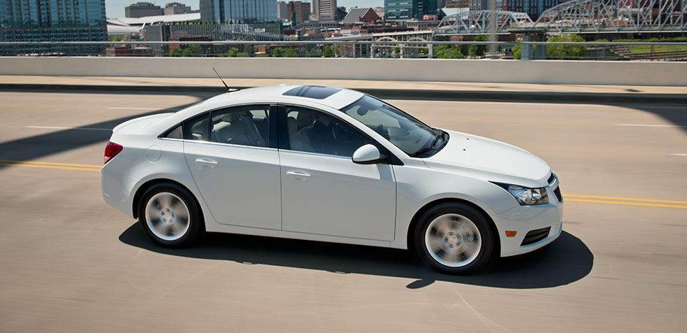 2014 Cruze Compact Car Cruze Turbo Diesel Chevrolet