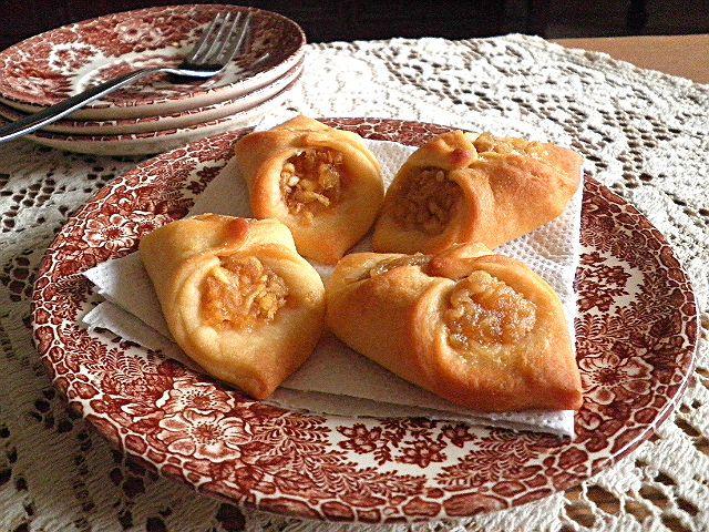 Apple Kolaches Cooking And Baking Eat Dessert Eat Dessert First