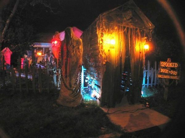 Halloween Yard Haunts Halloween Yard Haunts Displays