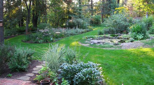 Sustainable Natural Landscaping, Gardening, And Landscape