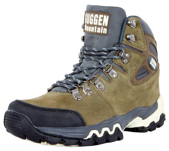 GUGGEN Mountain - Botas para mujer, color negro, talla 36