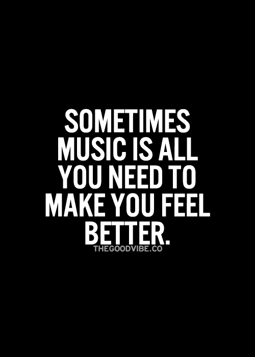 Inspirational Music Quotes Best Photo The Good Vibe  Inspirational Picture Quotes Inspirational . Design Ideas