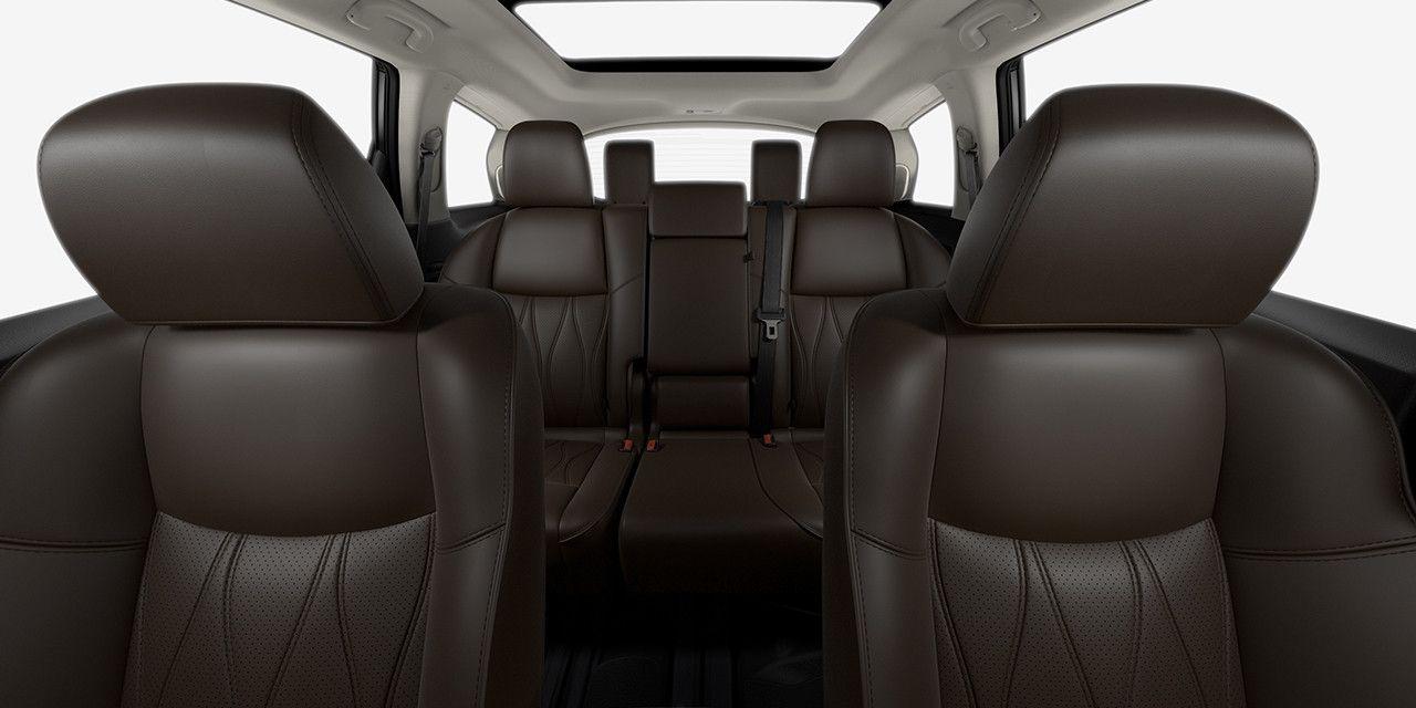 Black Leather Interior Infiniti Qx60 Infiniti Usa Infiniti Trending Decor