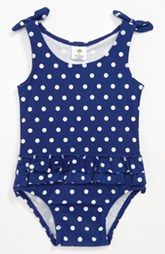 Tucker + Tate One Piece Swimsuit (Infant)
