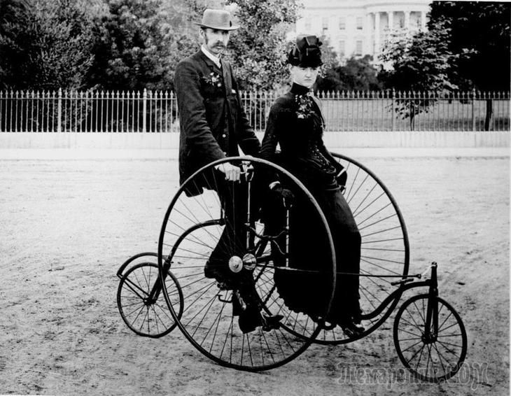 Велоэволюция. Изобретая велосипед.. Обсуждение на LiveInternet - Российский Сервис Онлайн-Дневников