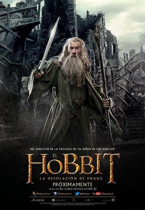 The Hobbit The Desolation Of Smaug Hobbit El Senor De Los