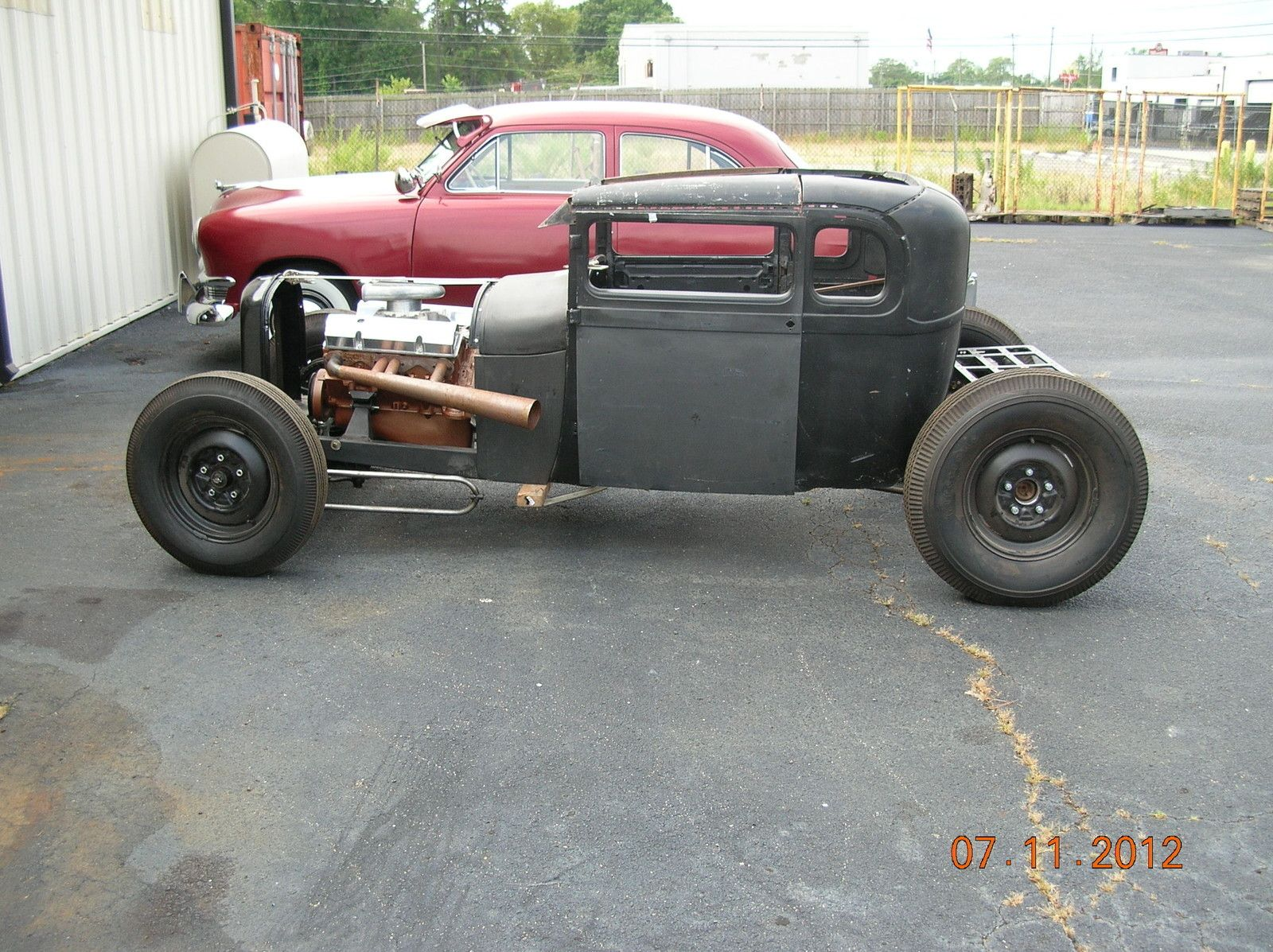 Ford : Model A RAT | Ford models, Rats and Sedans