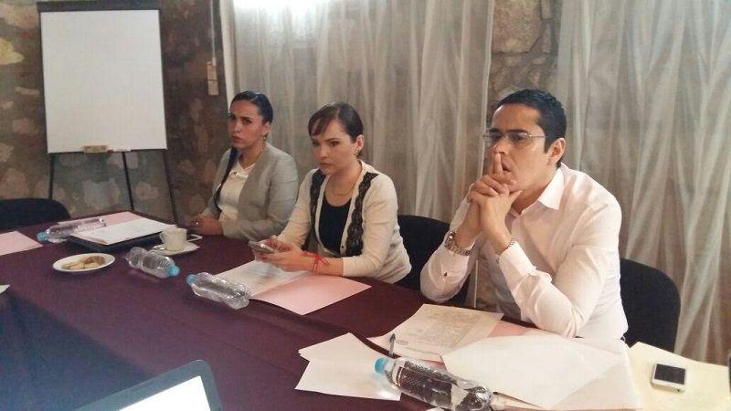 En la décima reunión de trabajo de la Comisión de Puntos Constitucionales, que preside la diputada priísta Rosa María de la Torre,se hizo la presentación de la propuesta de Iniciativa ...