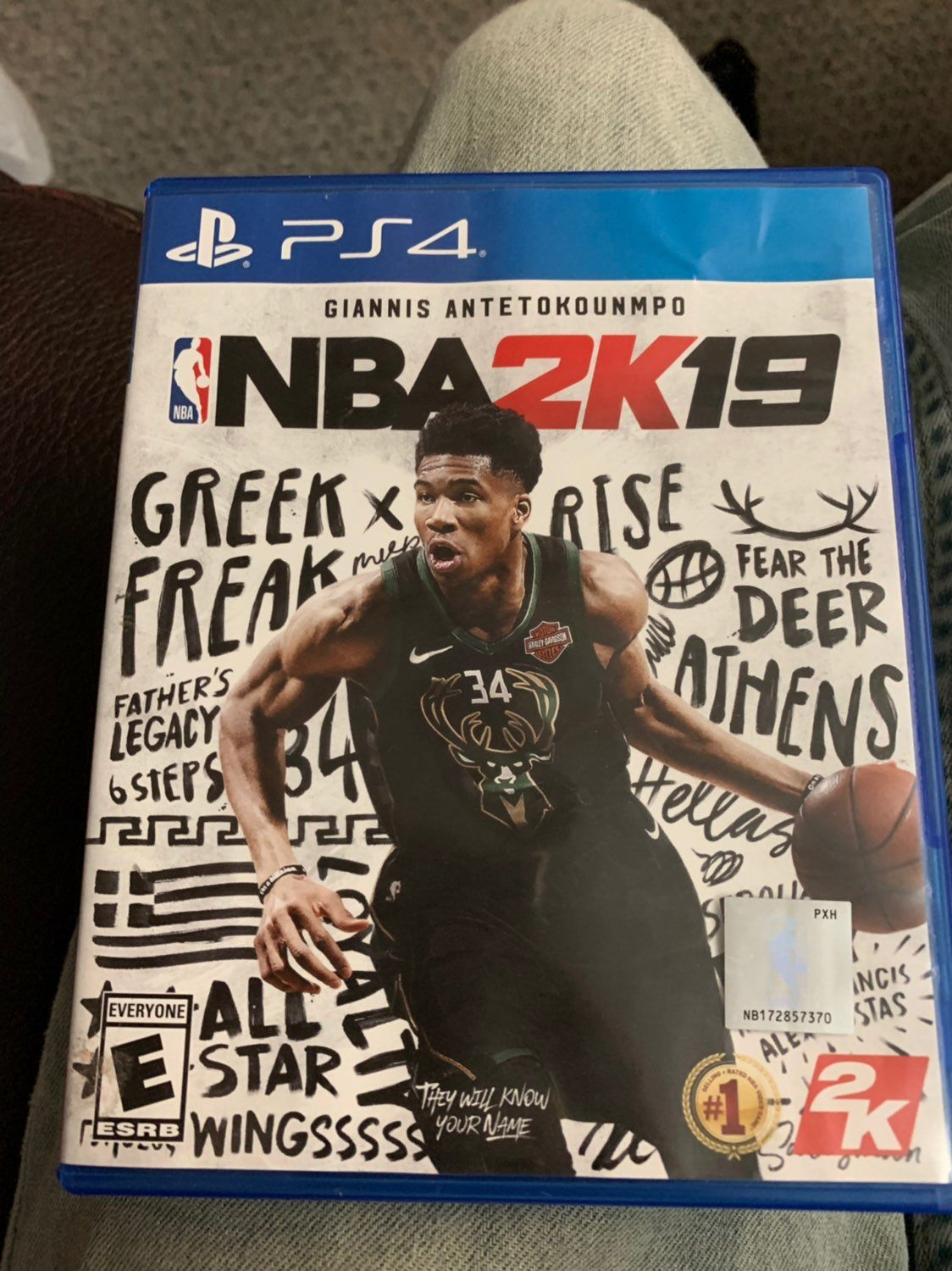 Works great no problems Fast free shipping Nba, Ea