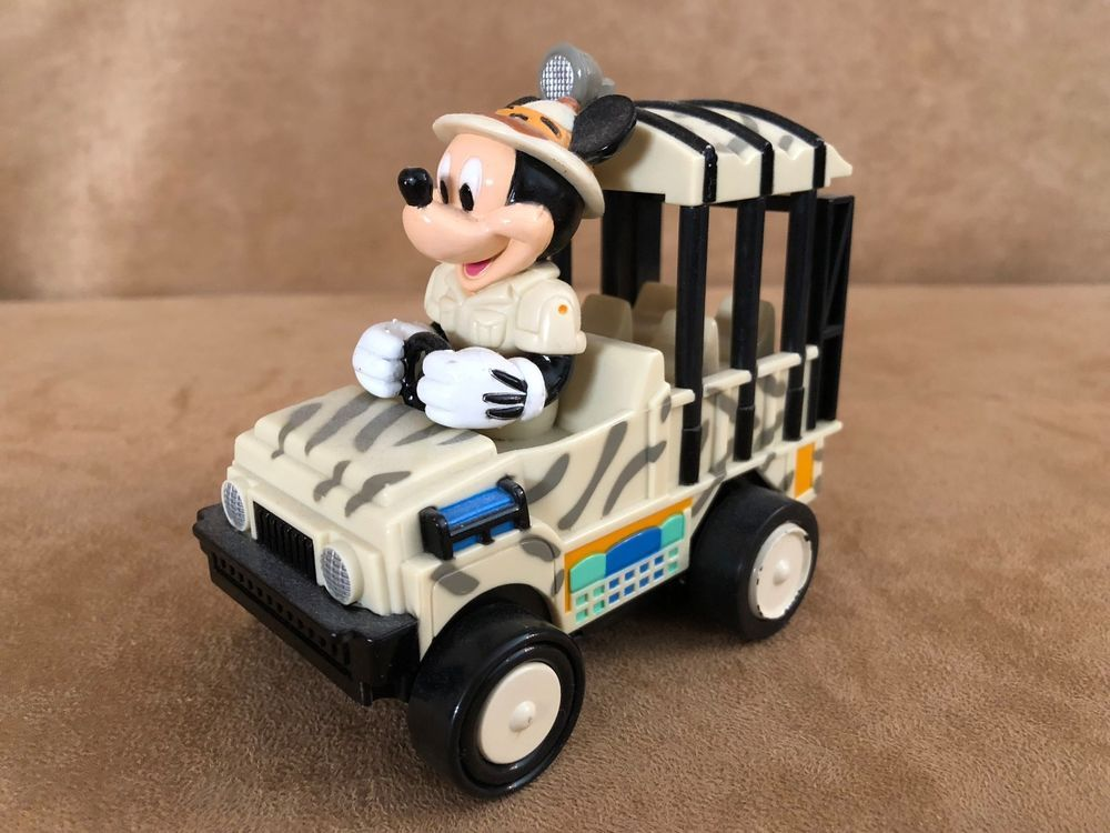 Motorized Disney S Animal Kingdom Kilimanjaro Safari Vehicle