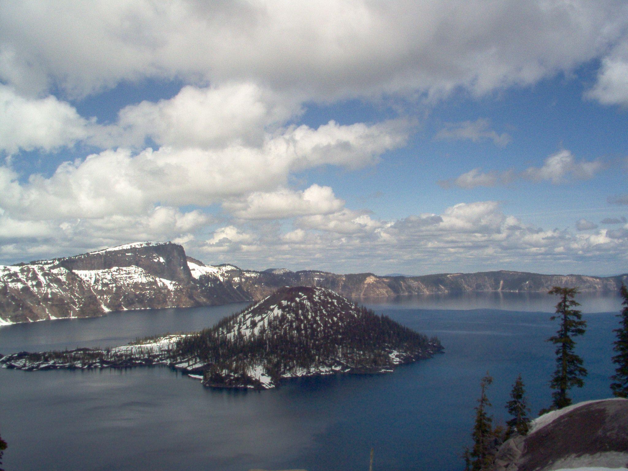 Crater Lake, OR