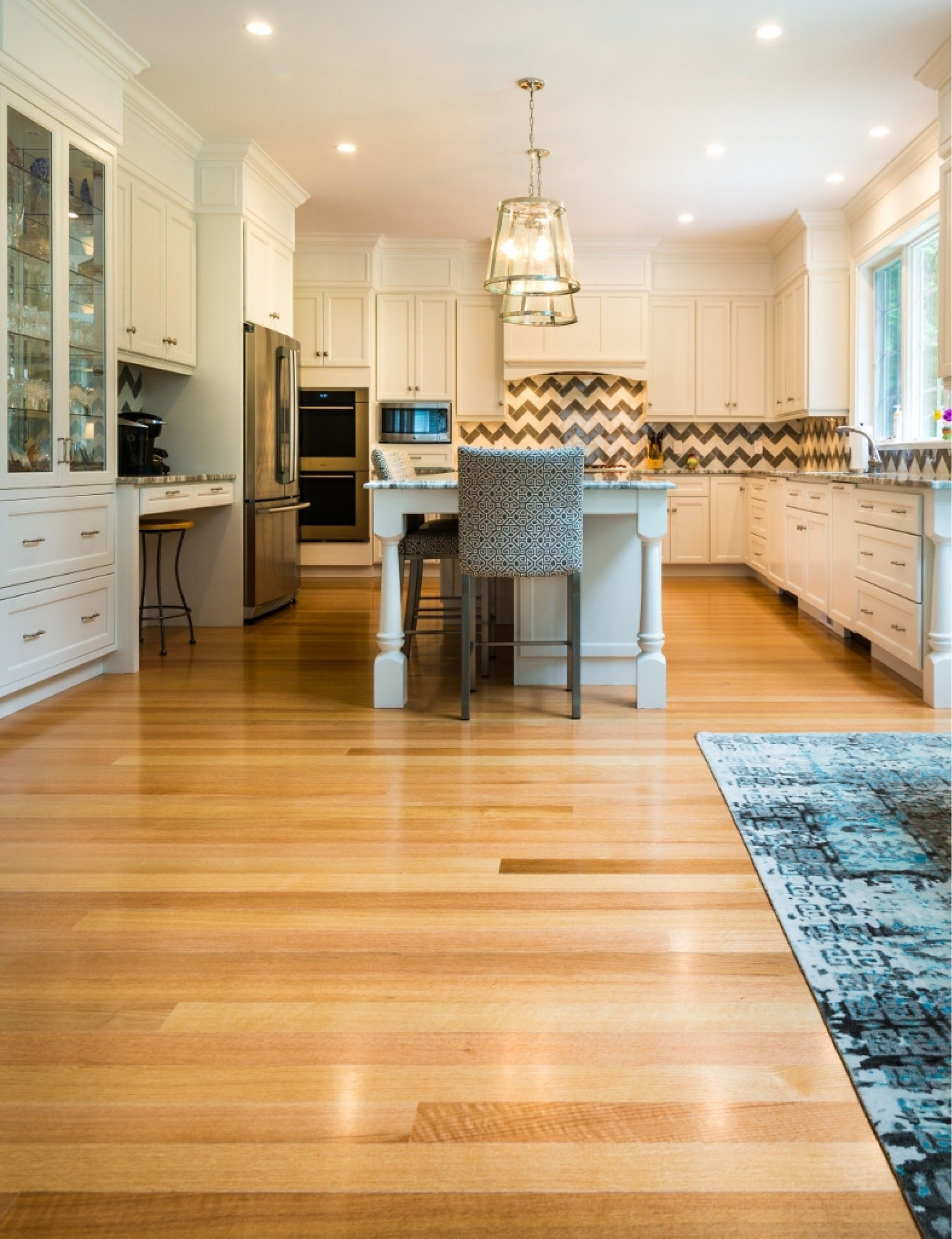 Red Oak Wide Plank Flooring   Hull Forest Products   Wood floors ...