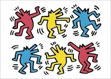 keith haring dogs - Google Search | Keith Haring | Pinterest ...
