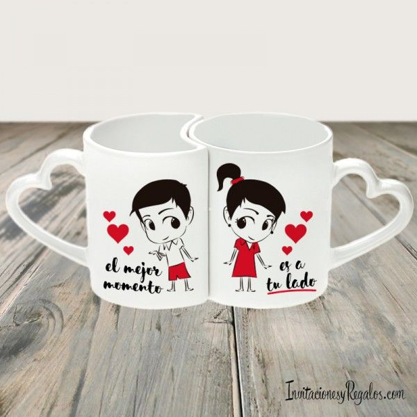 Robot Love Romantic Valentine Novelty Mug