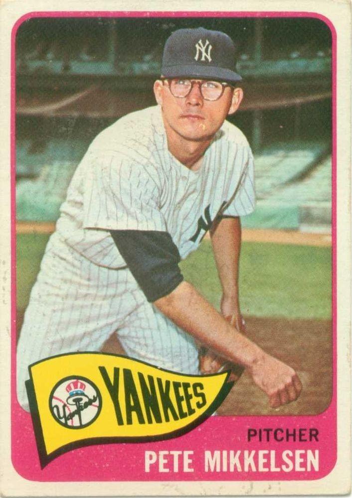 Image result for Pete Mikkelsen baseball photos
