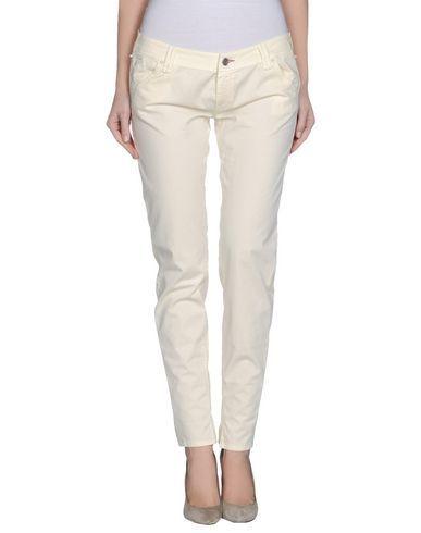 JCOLOR Women's Casual pants Ivory 25 jeans