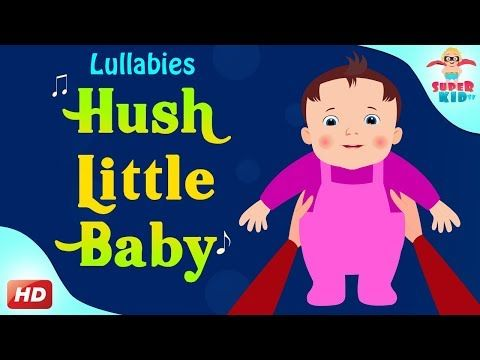 Hush Little Baby | Lullabies | Baby Sleeping Song | Kids ...