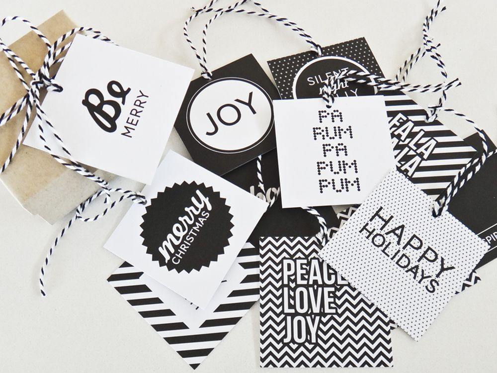 pack of gift tags - Google Search | Gift Packaging | Pinterest ...