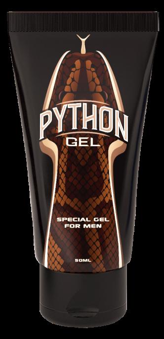 Python Gel для увеличения в Лисичанске
