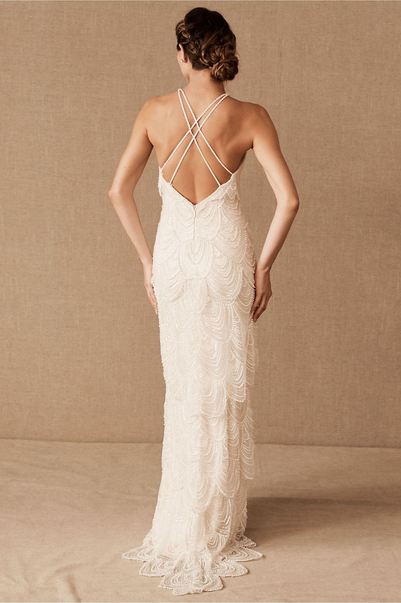 Catherine Deane Niki Gown Wedding Dresses Sheath Wedding Dress Gowns Dresses