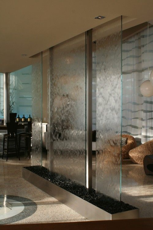 Modern Design Ideas Pictures Remodel And Decor Waterfall Wall