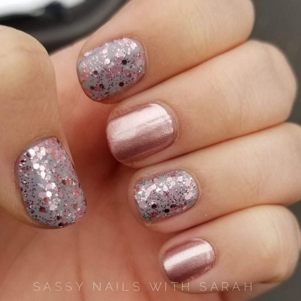 Color Street - Classy Mixed Mani