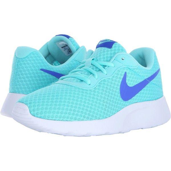 official photos c164c 2cb38 Nike Tanjun (Hyper Turquoise White Racer Blue) Women s Running Shoes ( 53