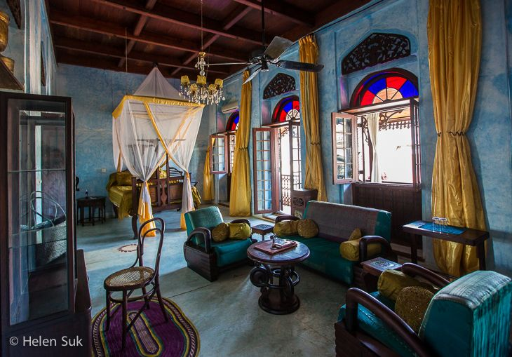 A Visual Journey Through Stone Town