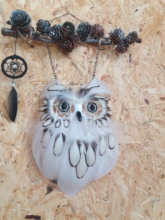 Owl Dream Catcher White Animal Dream Catcher Bohemian Dream Catcher Delectable Animal Dream Catchers