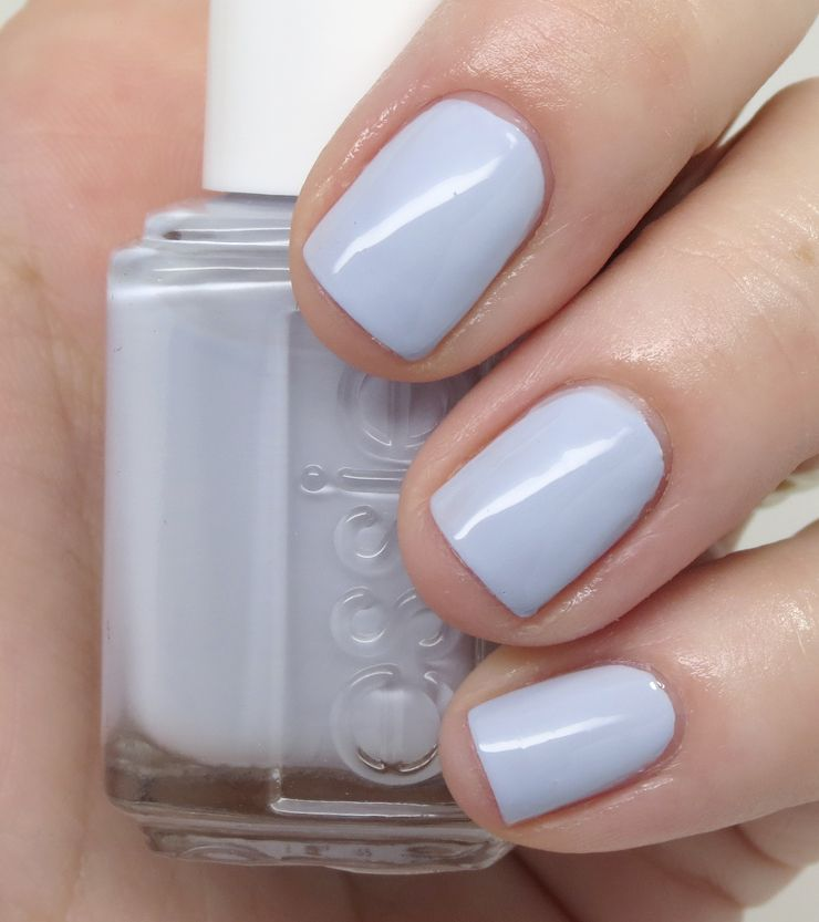 Essie Virgin Snow | Winter 2015 | M A K E U P . S W A T C H E S ...