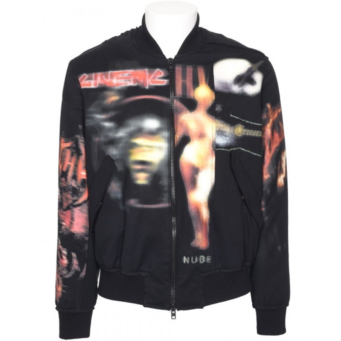 Givenchy Heavy Metal Cotton Bomber Jacket Size S 1620 Grailed Printed Bomber Givenchy Clothing Heavy Metal [ 1100 x 1100 Pixel ]