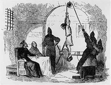 Image result for inquisition roman catholic church