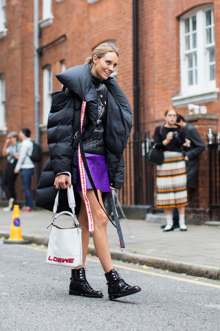 Street Style, London Fashion Week 30 Impeccable Cool Girl