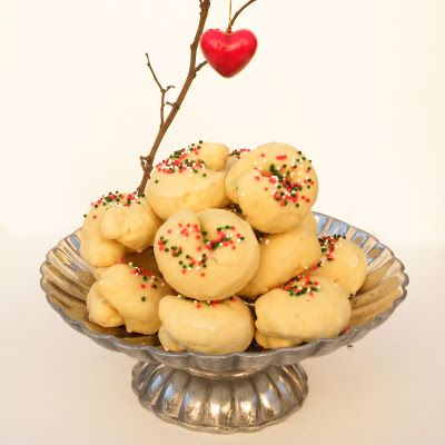 Vittles and Bits: Italian Knot Cookies | Italian recipes | Pinterest