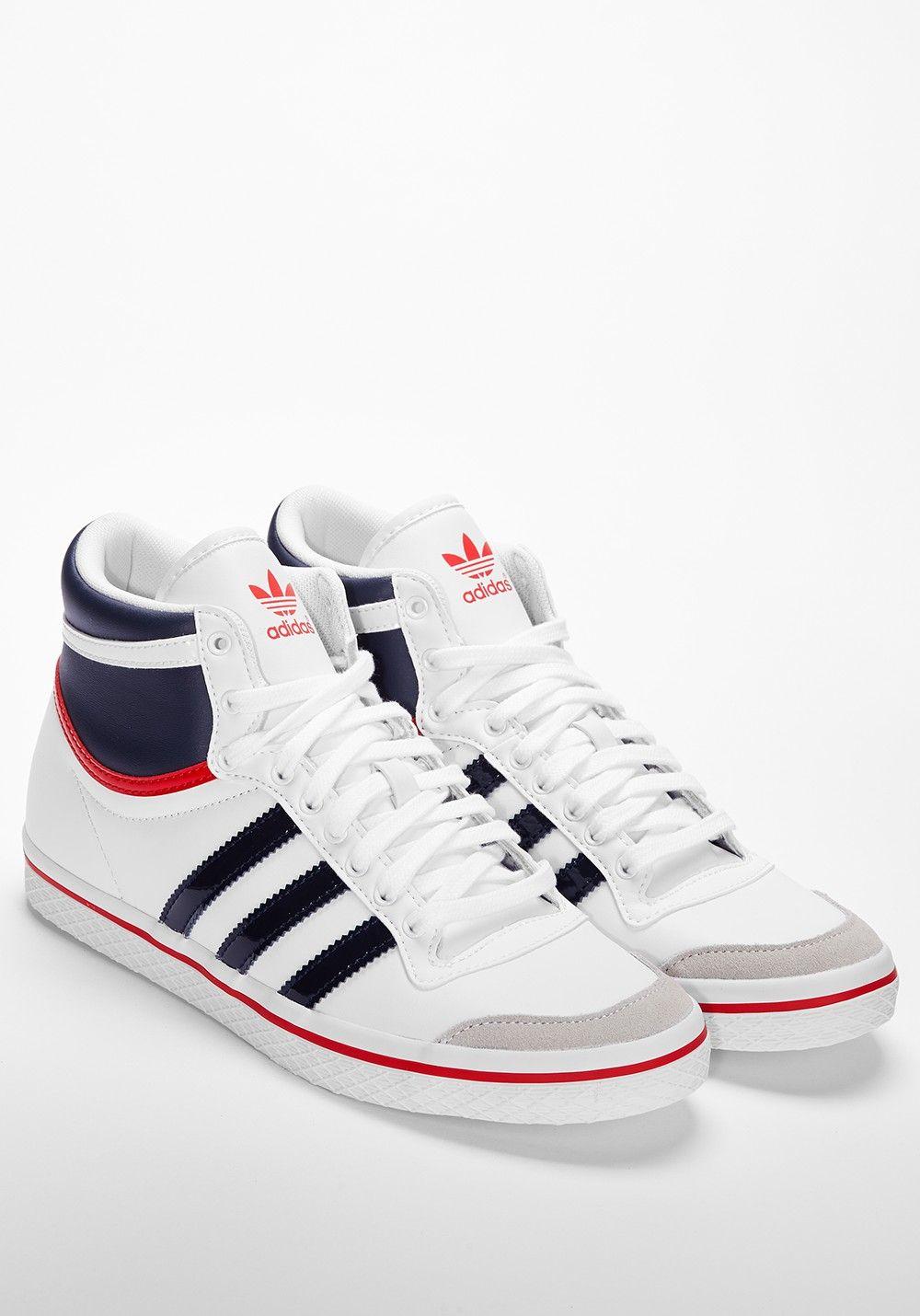 Adidas Top Ten Vulc Lth Syn Tx Sneaker Adidas Sneaker Freizeitschuhe