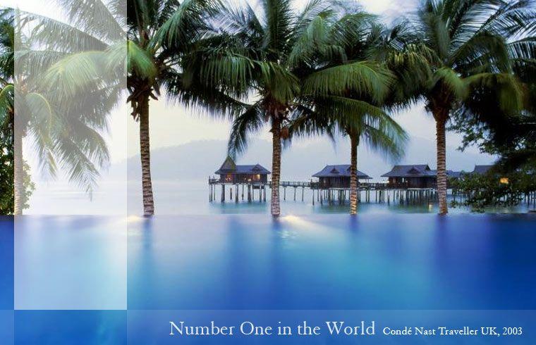 Sea Villages Pangkor Laut Resort. My dream vacation