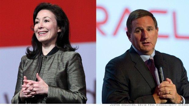 Oracle co-CEOs get paid a ton