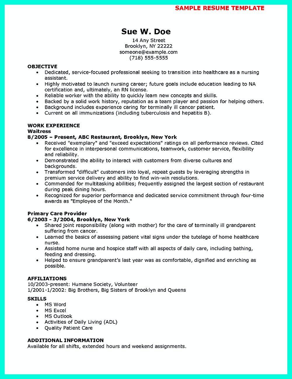Pin On Resume Sample Template And Format Nursing Resume
