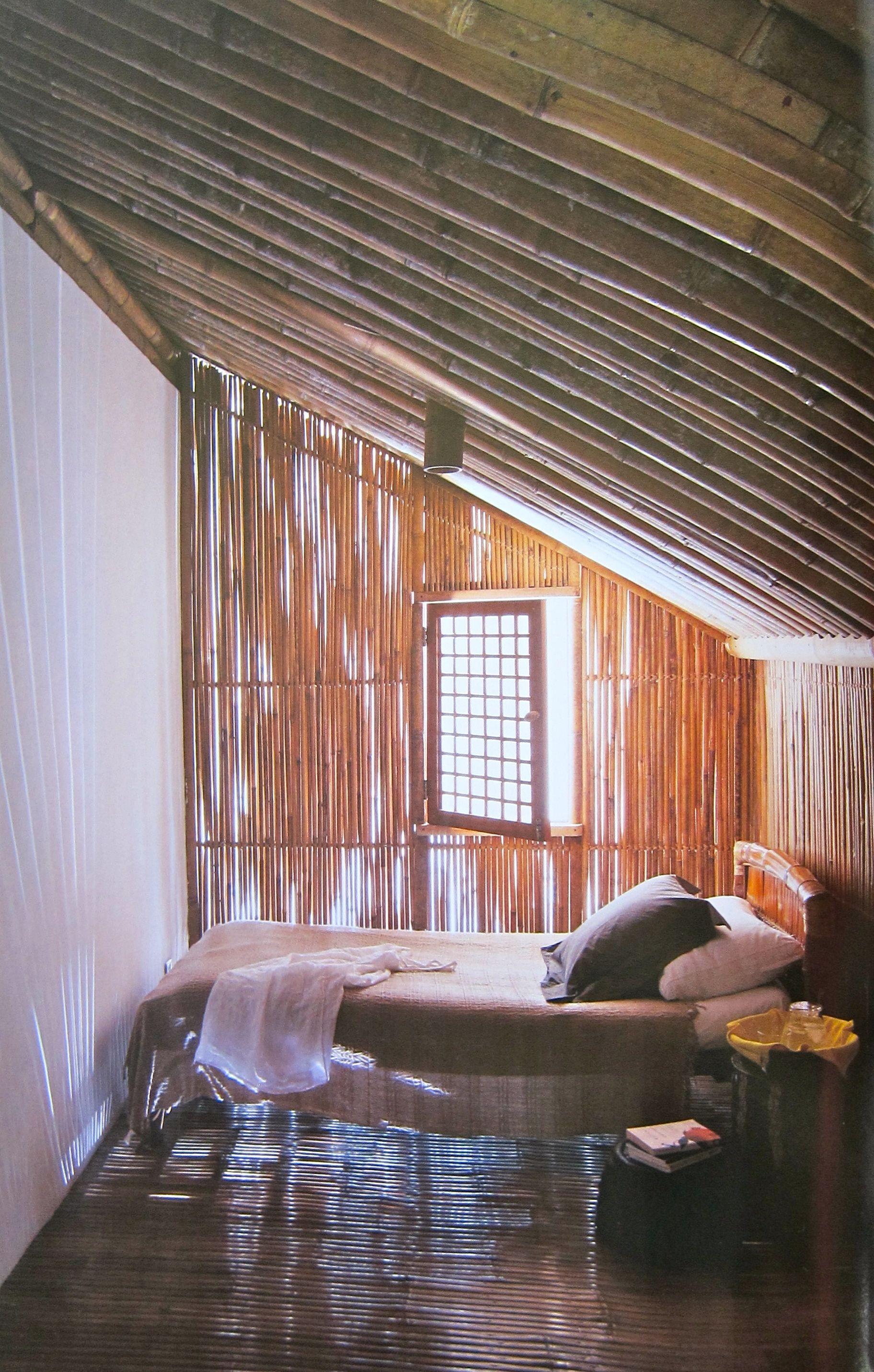 Bamboo bedroom Dream House Ideas Philippine houses